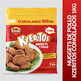 NUGGETS 1Kg